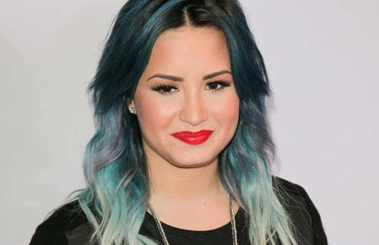 Demi Lovato - Y 100 Jingle Ball 2013 at the BB&T Center in Sunrise