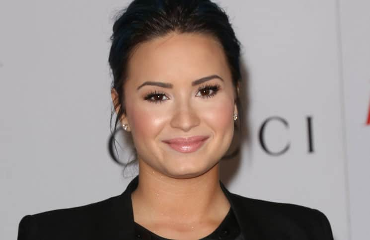 Demi Lovato - The Hollywood Reporter's Women In Entertainment Breakfast Honoring Oprah Winfrey