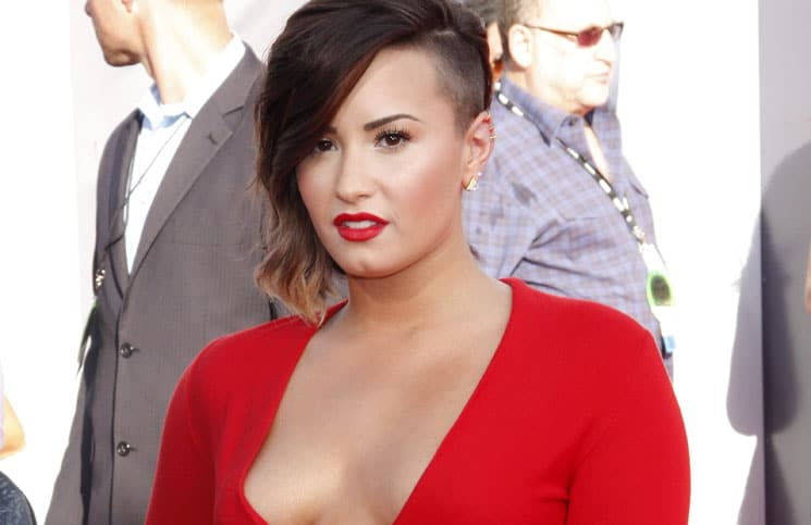 Demi Lovato - 2014 MTV Video Music Awards