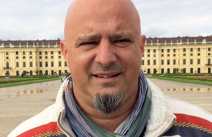Detlef Steves in Wien
