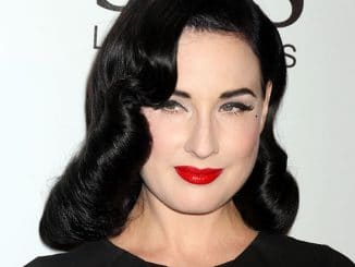 Dita Von Teese - SLS Las Vegas Hotel and Casino Grand Opening