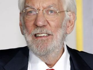 """Donald Sutherland - """"The Hunger Games: Mockingjay - Part 1"""" Los Angeles Premiere"""