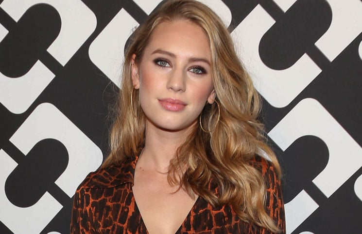 "Dylan Penn - Diane Von Furstenberg's ""Journey of a Dress"" Exhibition Los Angeles Premiere Opening Party"