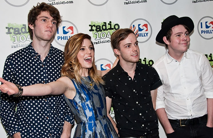 Echosmith in Concert at Radio 104.5 and Q102's Performance Theatre in Bala Cynwyd