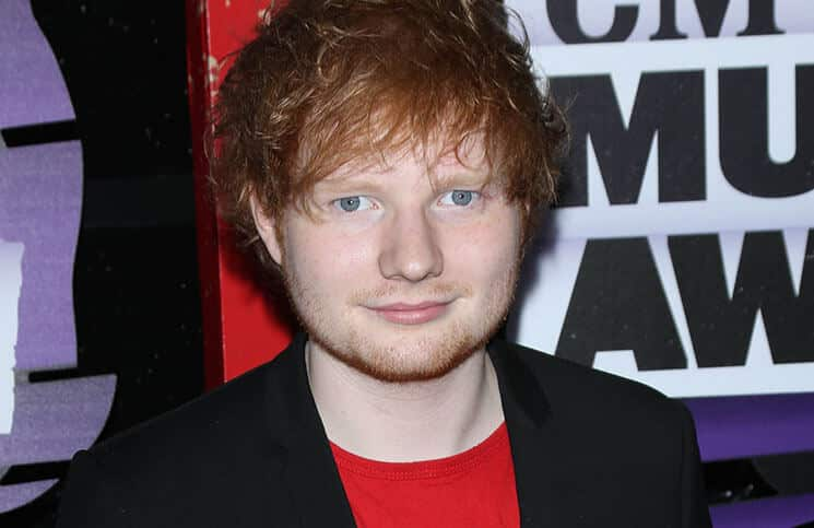 Ed Sheeran - 2013 CMT Music Awards