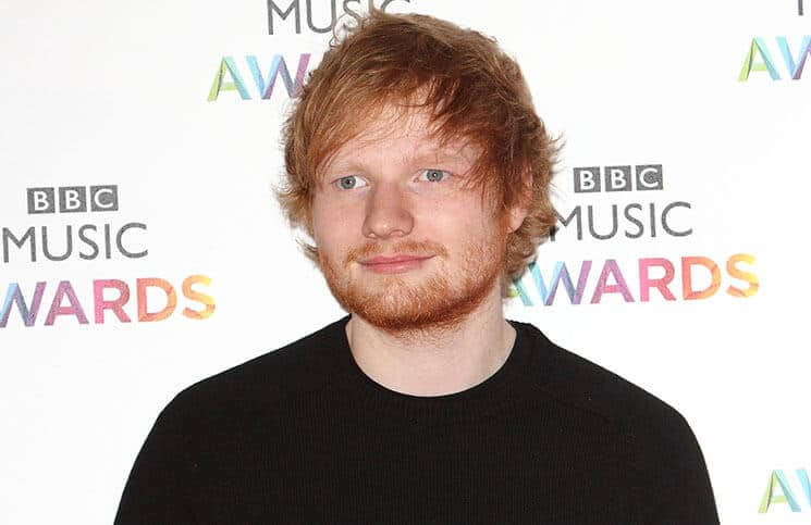 Ed Sheeran - BBC Music Awards 2014