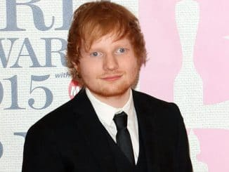 Ed Sheeran - BRIT Awards 2015