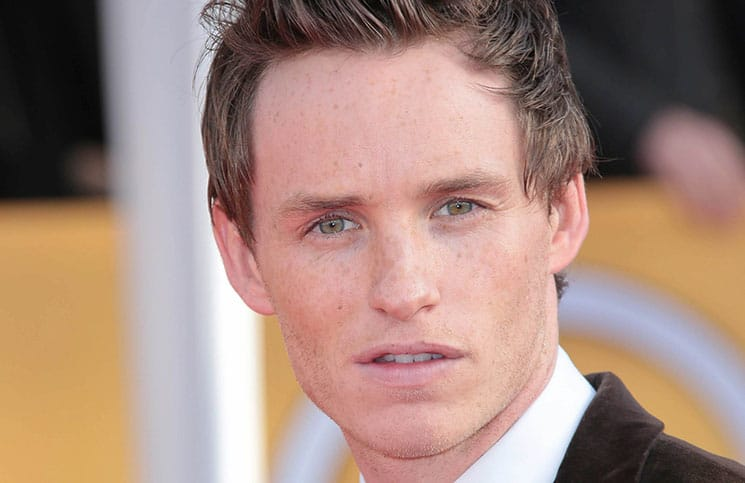 Eddie Redmayne - 19th Annual Screen Actors Guild Awards