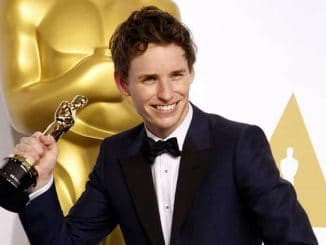 Eddie Redmayne - 87th Annual Academy Awards