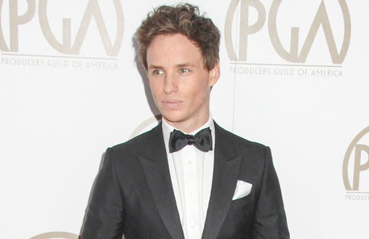 Eddie Redmayne - 26th Annual Producers Guild Awards