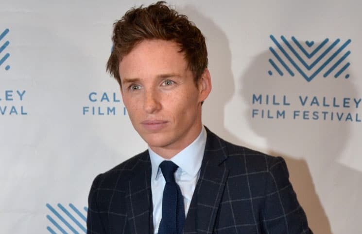 Eddie Redmayne - 37th Annual Mill Valley Film Festival