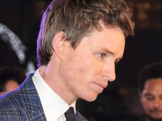 "Eddie Redmayne - ""The Theory of Everything"" UK Premiere"