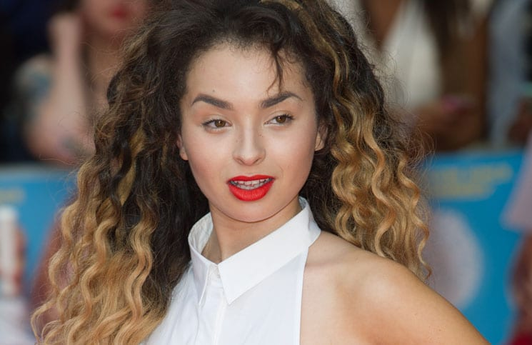 "Ella Eyre - ""What If"" UK Premiere - Arrivals"