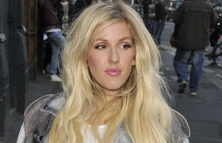 Ellie Goulding - David Beckham for H&M Swimwear Collection Launch Party