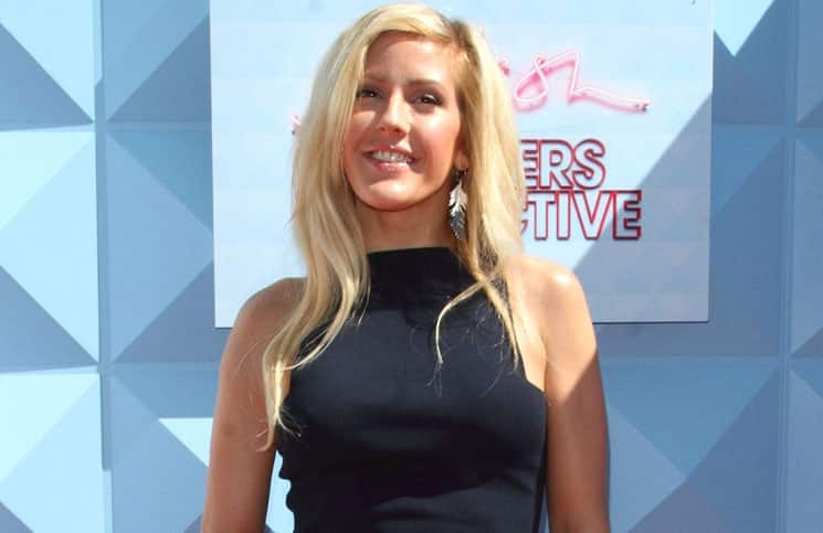 Ellie Goulding Opens British Designer's Collective at Bicester Village