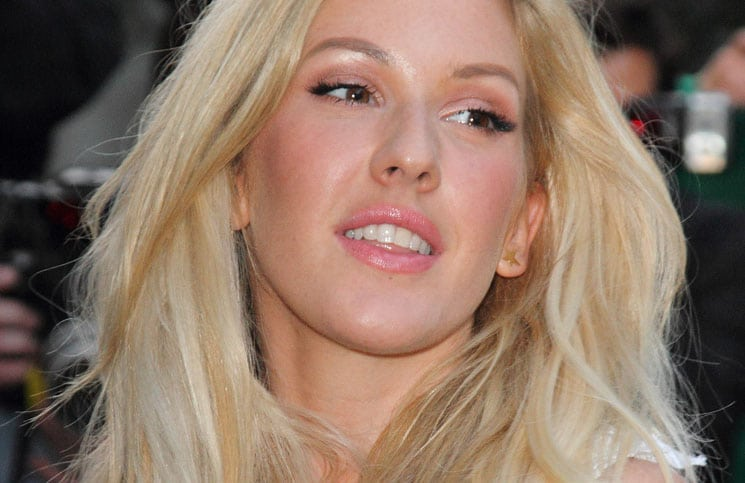 Ellie Goulding - GQ Men of the Year Awards 2014 - Arrivals