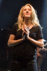 Ellie Goulding in Concert at the Shepherds Bush Empire