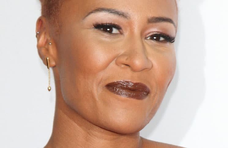 Emeli Sande - Jaguar XE Sport Saloon Global Launch Party and Show