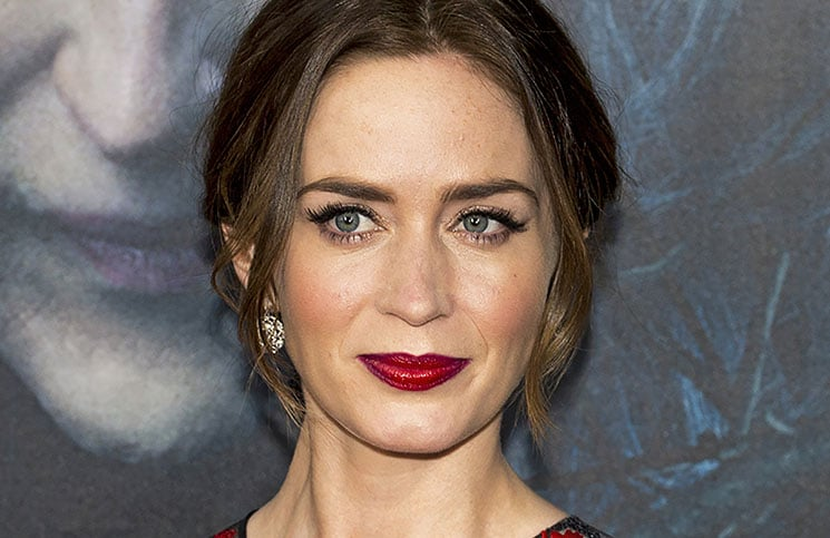 "Emily Blunt - ""Into the Woods"" World Premiere"