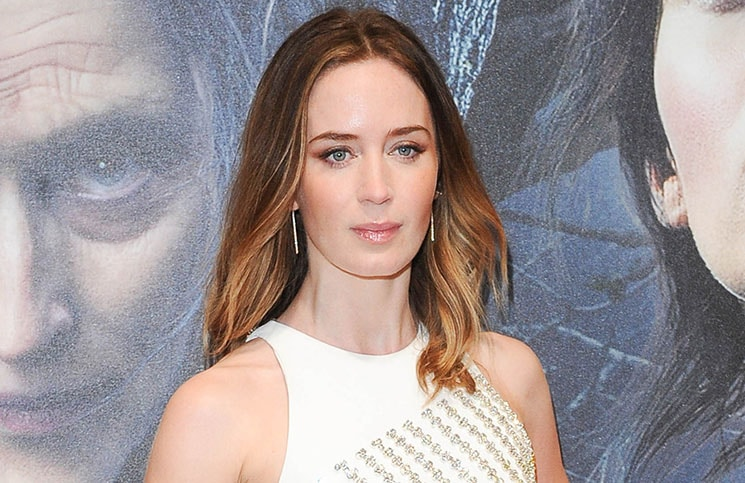 "Emily Blunt - ""Into the Woods"" UK Gala Screening - Arrivals - Curzon Mayfair Cinema, Curzon Street"