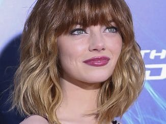 "Emma Stone - ""The Amazing Spider-Man 2"" New York City Premiere"