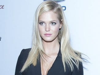Erin Heatherton - 2015 Sports Illustrated Swimsuit Celebration in New York City