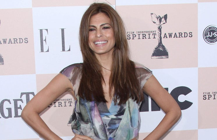 Eva Mendes - 2011 Film Independent Spirit Awards