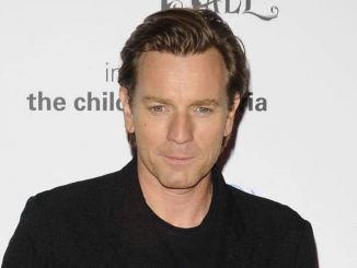 Ewan McGregor - 2013 UNICEF Halloween Ball - Arrivals