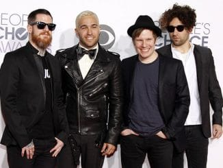 Fall Out Boy - The 41st Annual People's Choice Awards