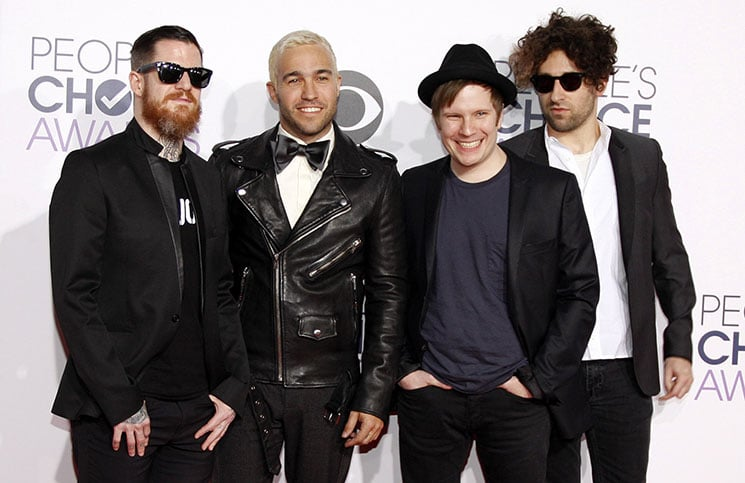 "MTV Movie Awards 2015: ""Fall Out Boy"" werden auftreten - Musik News"