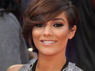 "Frankie Sandford - ""The Hangover Part III"" European Premiere"