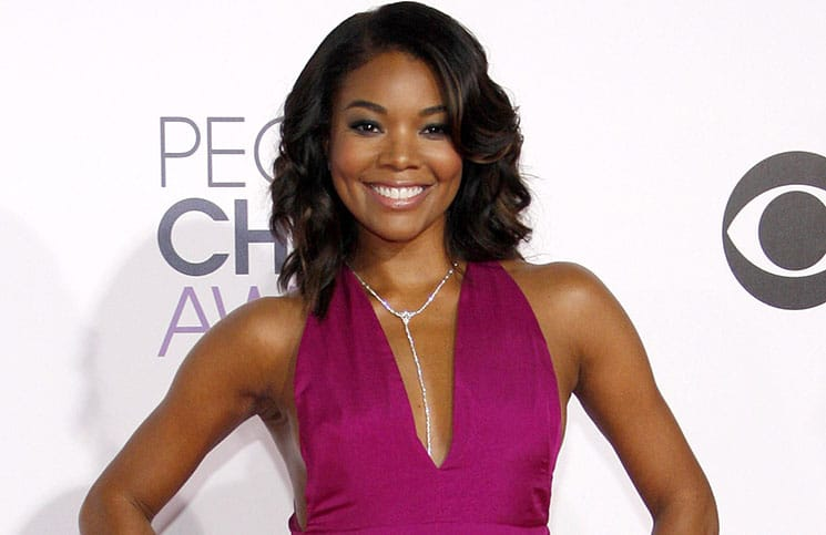 Gabrielle Union - The 41st Annual People's Choice Awards - Arrivals