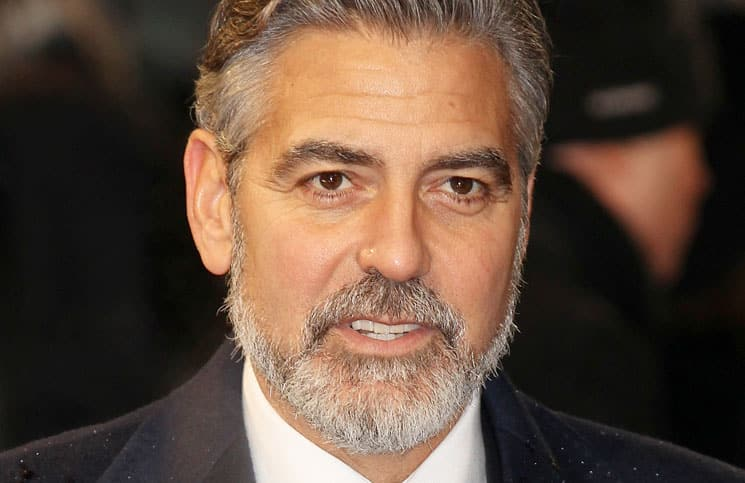 George Clooney - EE British Academy Film Awards