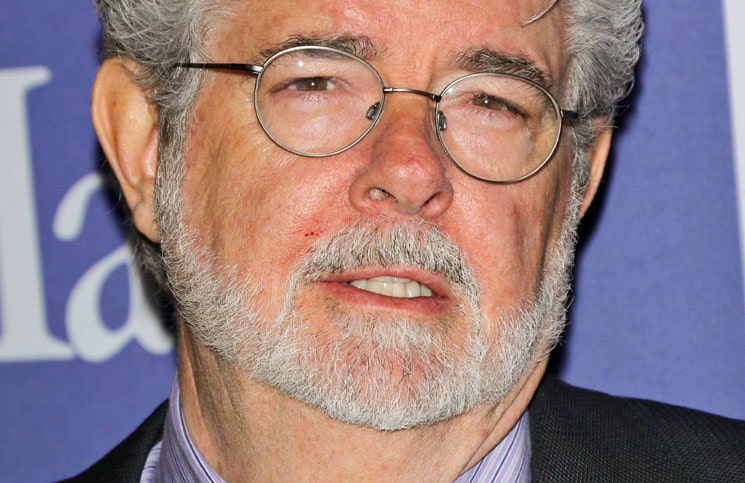 George Lucas - Women In Film's 2013 Crystal + Lucy Awards