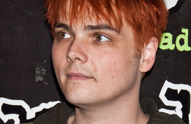 "Gerard Way: ""My Chemical Romance"" machen einiges falsch?! - Musik News"