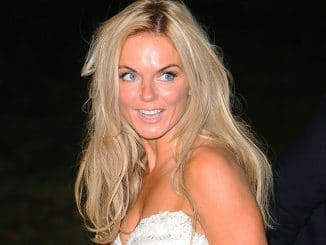 Geri Halliwell - 2011 Raisa Gorbachev Foundation Party