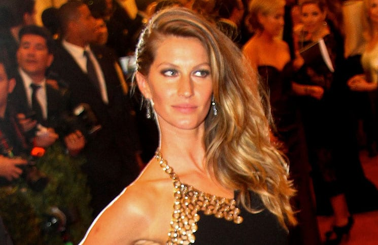 "Gisele Bündchen - ""PUNK: Chaos to Couture"" Costume Institute Gala"
