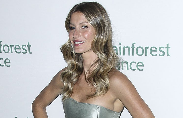 Gisele Bündchen - 2014 Rainforest Alliance Gala in New York City - Arrivals