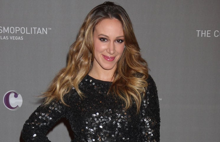 Haylie Duff - The Cosmopolitan of Las Vegas Grand Opening