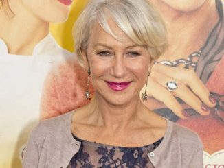 "Helen Mirren - ""The Hundred-Foot Journey"" World Premiere"