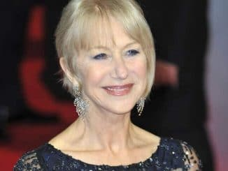 Helen Mirren - EE British Academy Film Awards