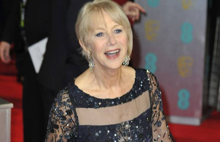 Helen Mirren - EE British Academy Film Awards 2014