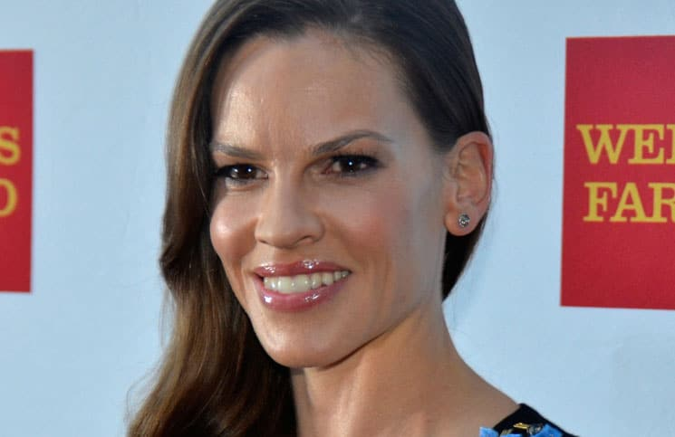 Hilary Swank - 37th Annual Mill Valley Film Festival