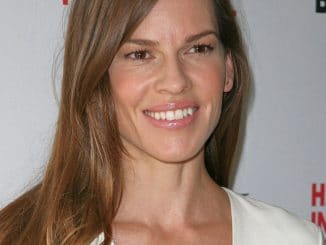 Hilary Swank - Hamptons International Film Festival 2014