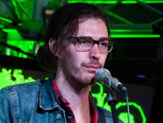 Hozier in Concert at Radio 104.5's Performance Theatre