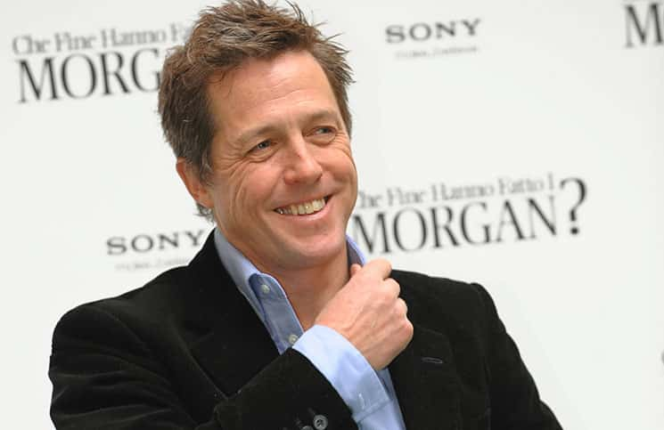 "Hugh Grant - ""Did You Hear About the Morgans?"" Rome Photocall"