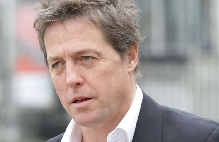 Hugh Grant - Health Talk Online 10th Anniversary Photocall with Hugh Grant