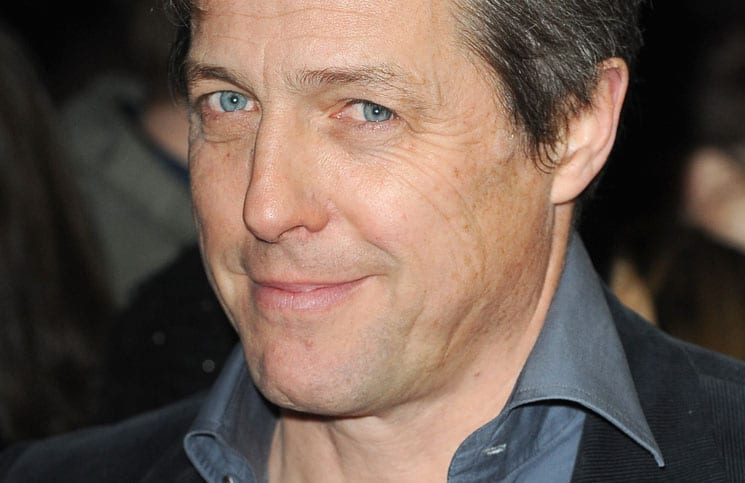 "Hugh Grant - ""Cloud Atlas"" UK Premiere"