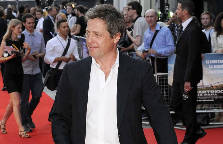 "Hugh Grant - ""Alan Partridge: Alpha Papa"" UK Premiere"