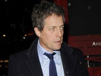 """Hugh Grant - """"Wounded: The Legacy of War"""" Book Launch Party"""